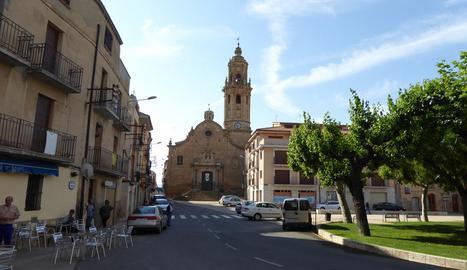 Imatge d'arxiu del municipi de la Granadella.
