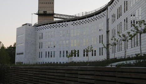 Imatge dels jutjats de Lleida.