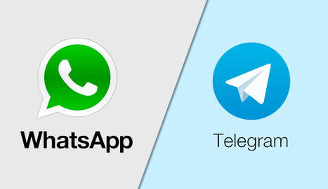 Whatsapp o Telegram?