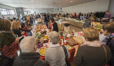 La Jornada de Tastets Gastronòmics d'Almenar.