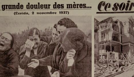 La premsa internacional es va fer ressò de la massacre.