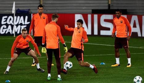 El Barça ha fet un vídeo d'homenatge al rondo.