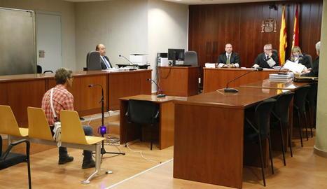 El judici es va celebrar el 27 de setembre passat a l'Audiència.