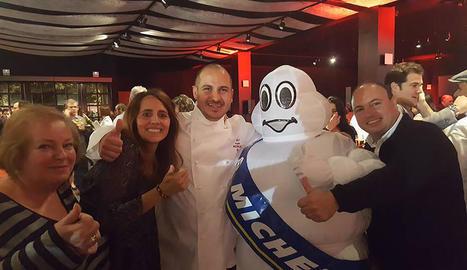 La Boscana va aconseguir la seua primera estrella Michelin l'any passat.