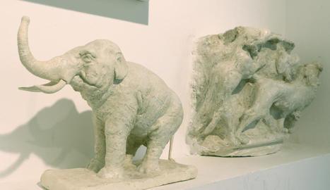 pintura i escultura. A la casa museu de Ponts s'hi exposaran de forma permanent obres originals de Samarra.