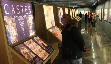 La Sala Montsuar de l'IEI acull des d'ahir la mostra sobre Gaspar de Portolà.