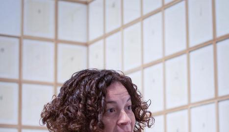 """Cèlia del Diego: """"Invertir en joves artistes amb la idea d'especular és una operació poc segura"""""""
