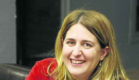 L'actual líder del PDCAT, Marta Pascal.