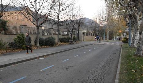Els punts de càrrega seran al carrer Bisbe Benlloch de la Seu.