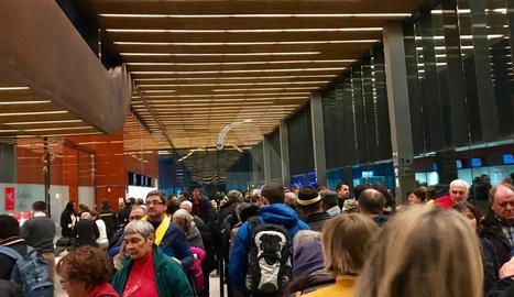 Milers de lleidatans ha viatjat fins a la capital de Bélgica.