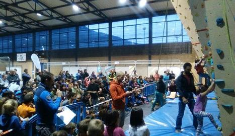 Centenars de visitants en la Fira de Nadal i Firaski de La Pobla