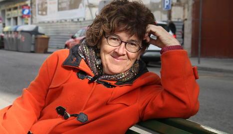 """Liz Castro: """"Tothom hauria d'escriure els seus records del referèndum de l'1 d'octubre"""""""