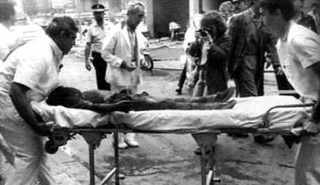 ETA provoca una massacre a Hipercor