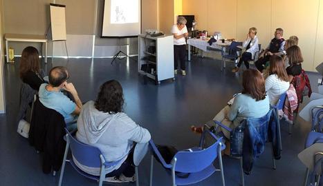 Imatge d'una de les reunions de coordinació.
