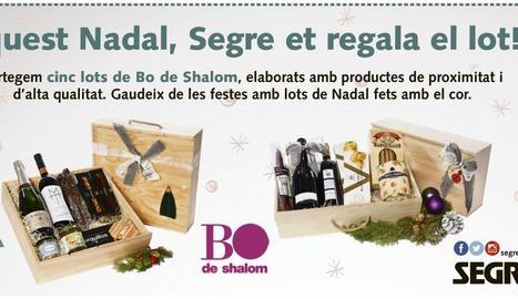 Imatge dels lots Bo de Shalom
