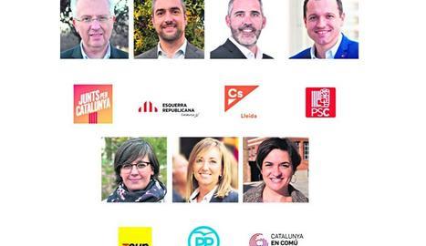 Lleida TV Lleida TV emet el debat del Grup SEGRE d'avui que tanca la campanya electoralemet el debat del Grup SEGRE d'avui que tanca la campanya electoral