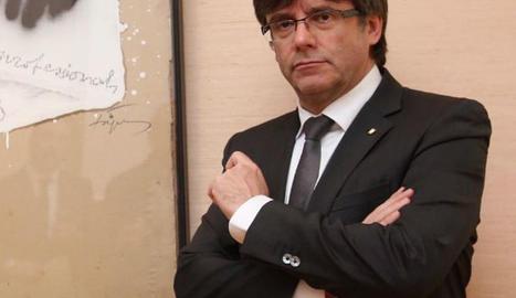 Inés Arrimadas és la que té més escons, però els de Puigdemont i Junqueras són els que sumen.