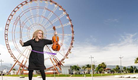 Imatge promocional de l'Orquestra Simfònica del Vallès