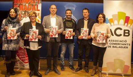 Presentació de la revista aquesta setmana a Balaguer.