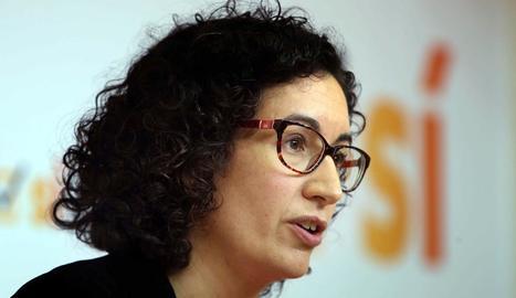 Marta Rovira.
