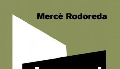 Nova edició del llibre inacabat de Rodoreda