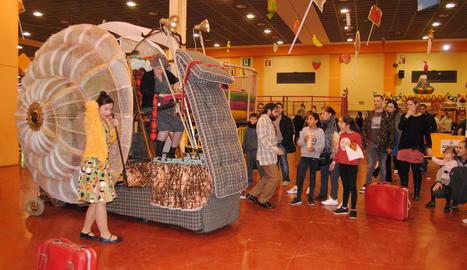 Jocs a la sorra, tallers, activitats esportives o una visita a les carrosses dels Reis Mags, algunes propostes del Cucalòcum.