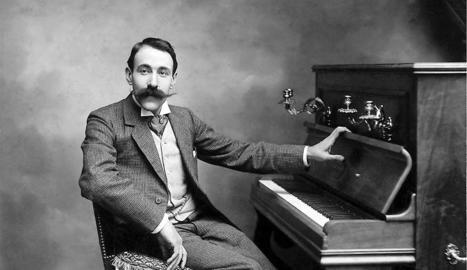 El 2018 farà 75 anys de la mort del pianista Ricard Viñes.