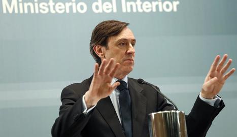 El representant del Partit Popular, Rafael Hernando.