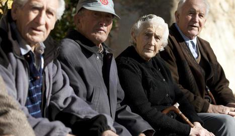 Els jubilats espanyols veuran incrementada la pensió en un 0,25%.