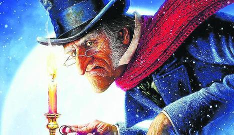 L'Scrooge de Robert Zemeckis.