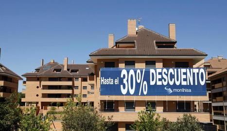 El baix preu dels pisos ha propiciat un augment de les inversions en immobles.