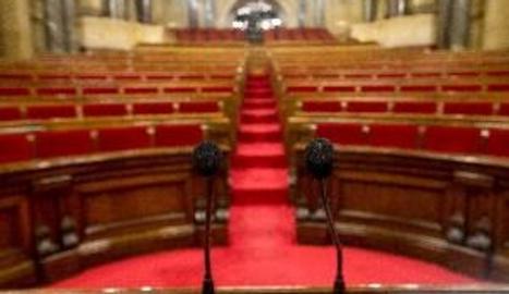 JxCat descarta un acord perquè Cs assumeixi la presidència del Parlament