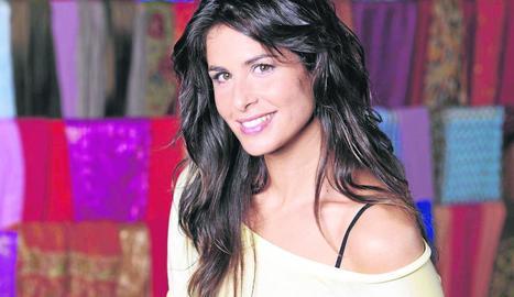 La presentadora valenciana Núria Roca.