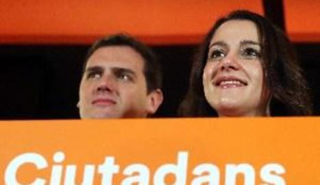 Un sondeig diu que Ciudadanos seria avui la tercera força parlamentària