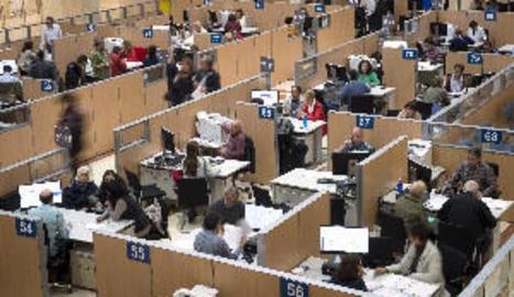 Hisenda torna 85 milions a Lleida a la Campanya de Renda de 2016 a tancament d'any