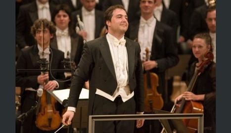 Melani Mestre dirigirà el concert del trio Granados.