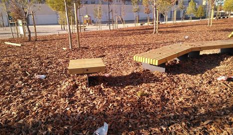 Incivisme al bosc urbà de Balàfia, estrenat al desembre