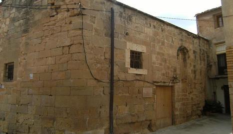 L'ermita de Granyena que es preveu finalitzar aquest any.