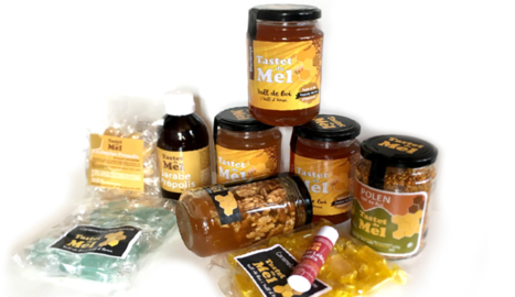 Lot de productes Tastet de mel