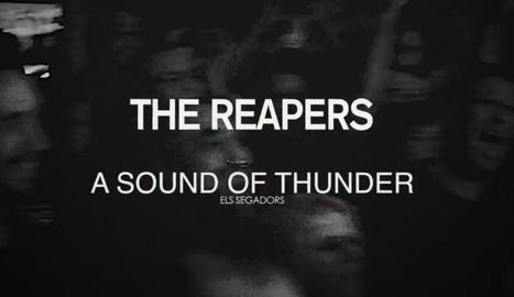 El videoclip de la versió heavy d''Els Segadors', amb imatges de l'1-O a Les Borges