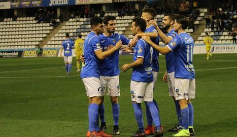 El Lleida torna a guanyar a la Lliga