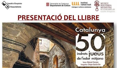 El rastre del passat jueu a Catalunya