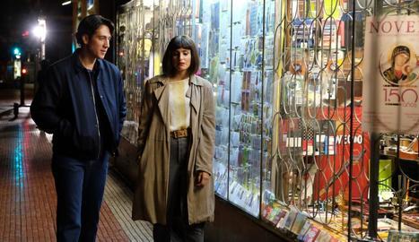 Una escena de la sèrie, protagonitzada per Alberto Ammann i Verónica Echegui.