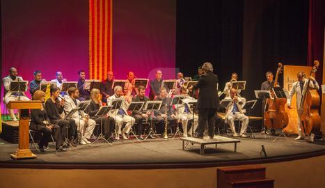 El tradicional concert de Reis de Bellpuig.