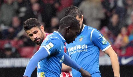 El Lleida s'acomiada de la Copa