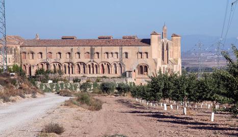 El monestir, construït a finals del segle XIX i propietat de la família des de l'any 1954.
