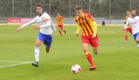 El Lleida remunta i guanya 1-2 al Deportivo Aragón