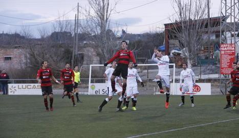 El Borges va jugar un partit molt complet per aconseguir una victòria de prestigi al camp de l'EFAC.