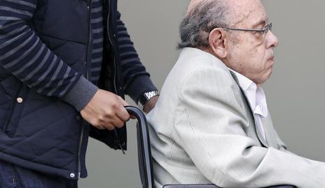 Millet sabrà avui la pena que li imposa l'Audiència de Barcelona.