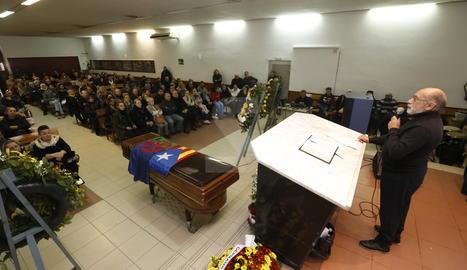Últim adéu a Antonio Salazar, patriarca gitano